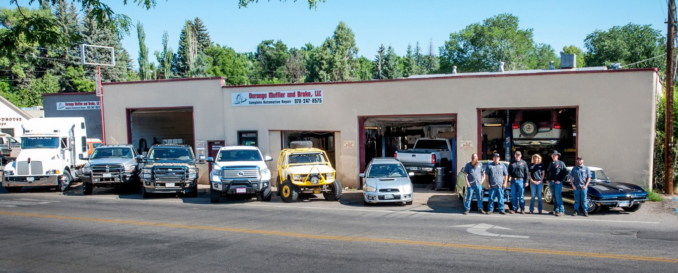Auto Repair in Durango, CO