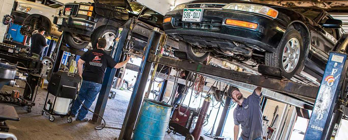 Diesel Repair in Durango, CO